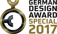 Bild: Logo German Design Award Special 2017