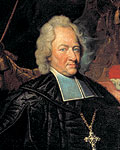 Fürstbischof christoph franz von hutten reg 1724 1729
