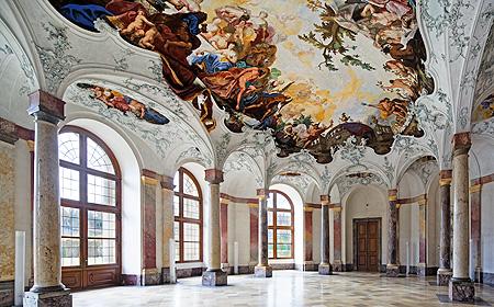 Bavarian Palace Administration W 252 Rzburg Residence Tour