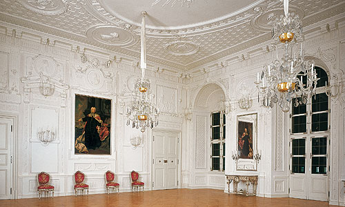 Picture: Hall of the Ingelheim Rooms