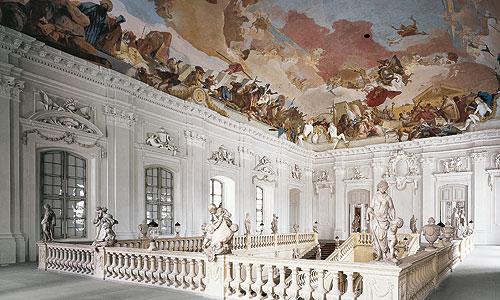 Bayerische schl sserverwaltung residenz w rzburg for Bilder treppenhaus